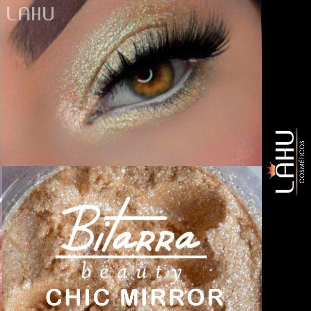 Pigmento Asa de Borboleta Bitarra - PG Chic Mirror