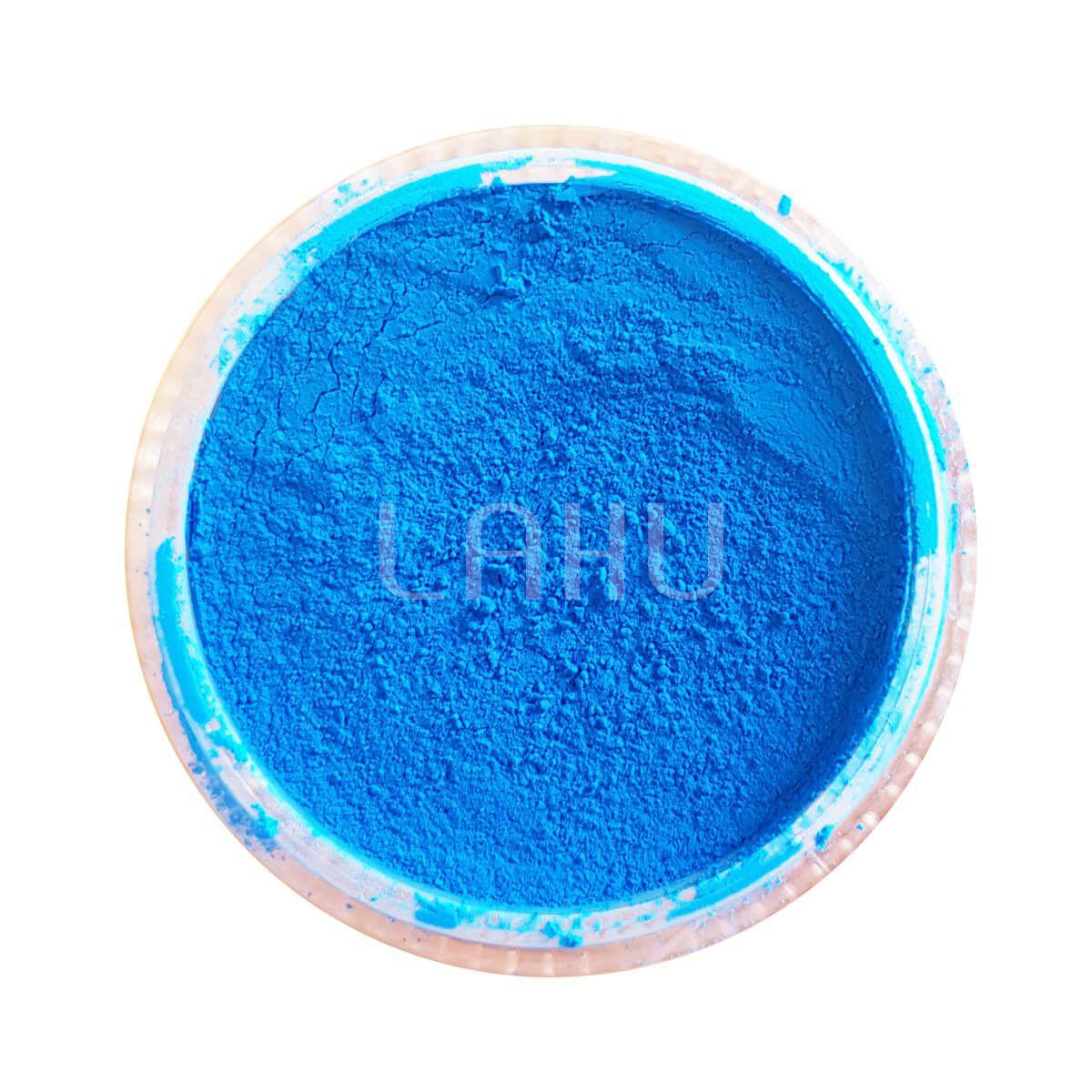 Pigmento Fluorescente  Asa de Borboleta Bitarra - Blue Sky