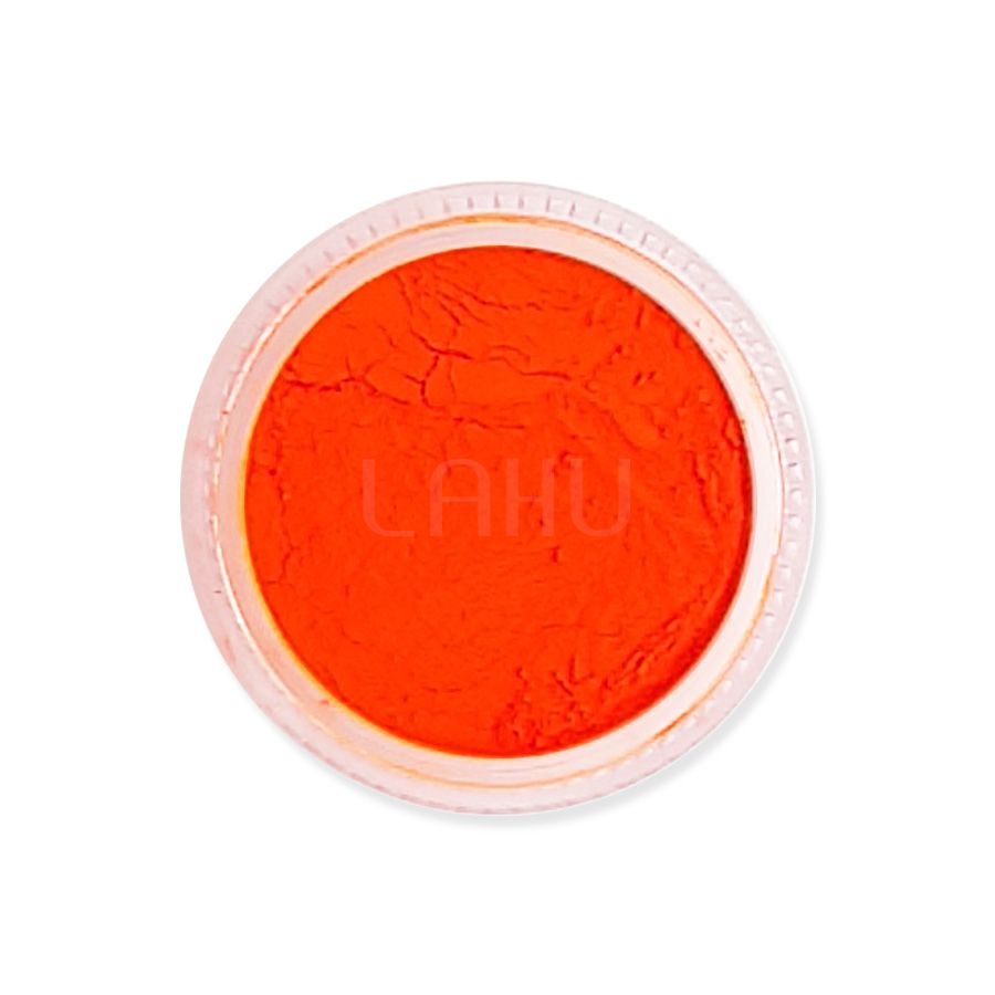 Pigmento Fluorescente  Asa de Borboleta Bitarra - Orange Juice