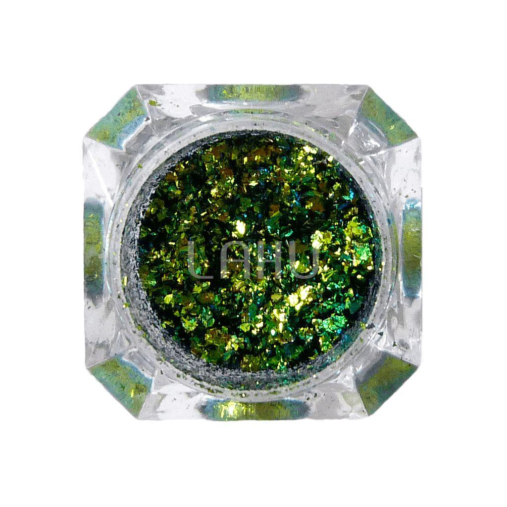 Pigmento Glitter Multicromático Collection Bitarra Beauty - Istambul