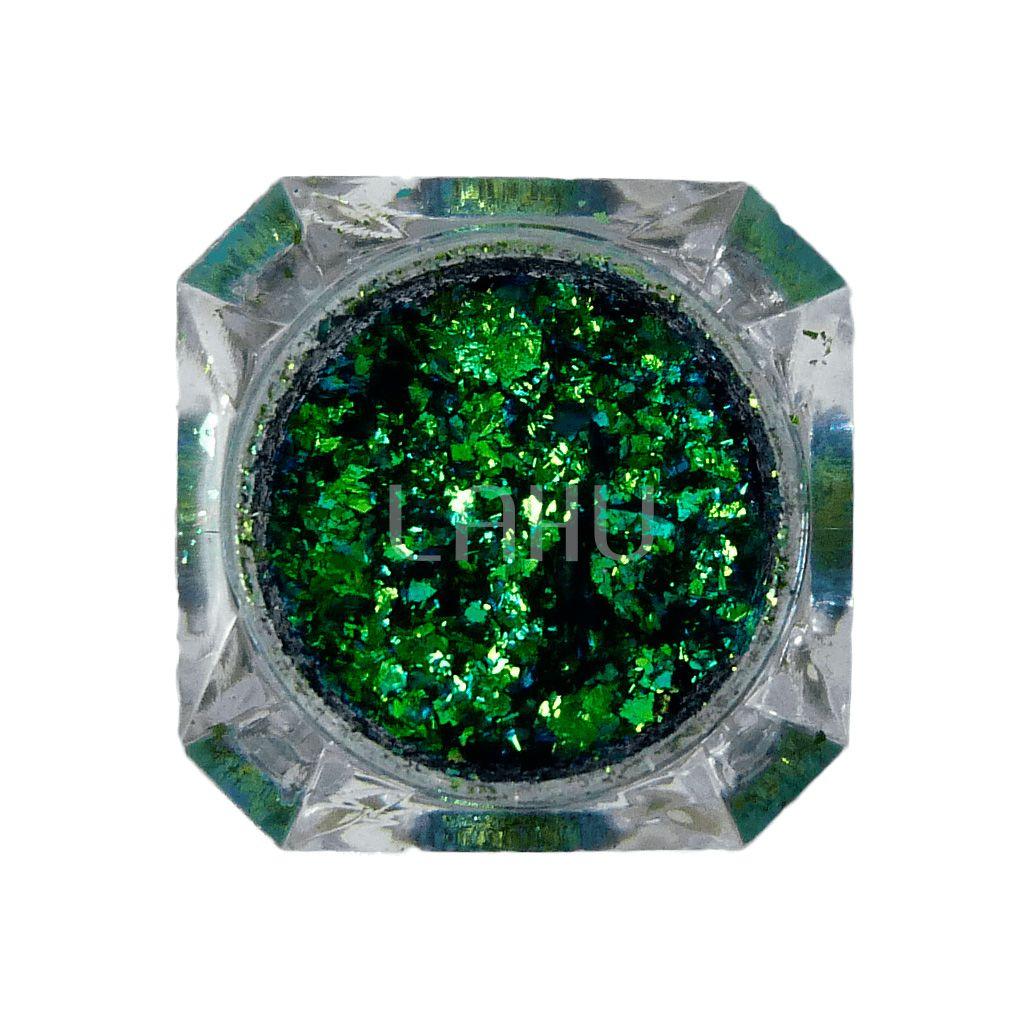 Pigmento Glitter Multicromático Collection Bitarra Beauty - Nova York
