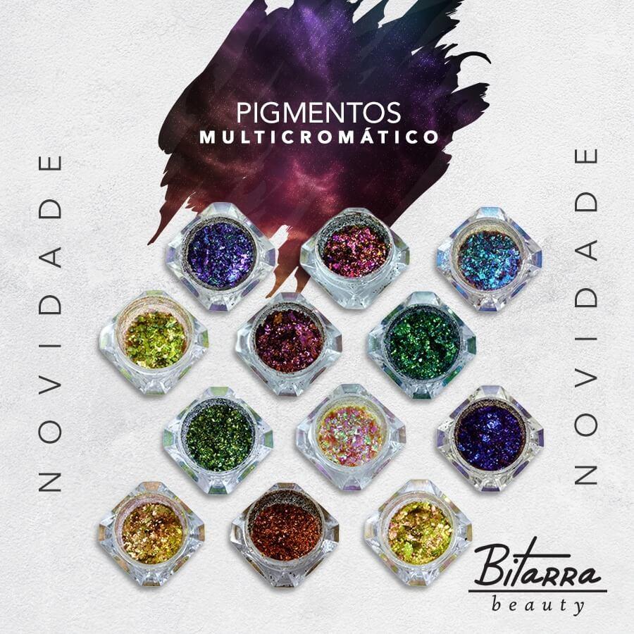 Pigmento Multicromático Bitarra Beauty