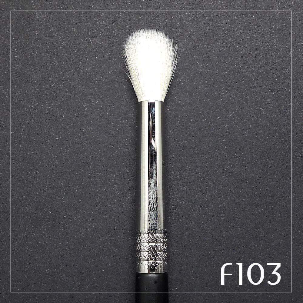 Pincel de Esfumar Olhos Cerdas Curtas F103 Fand Makeup