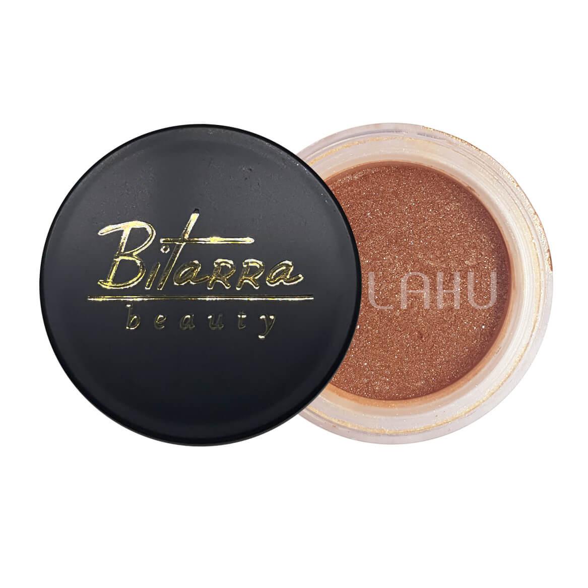 Pó Facial iluminador 01 Bitarra Beauty