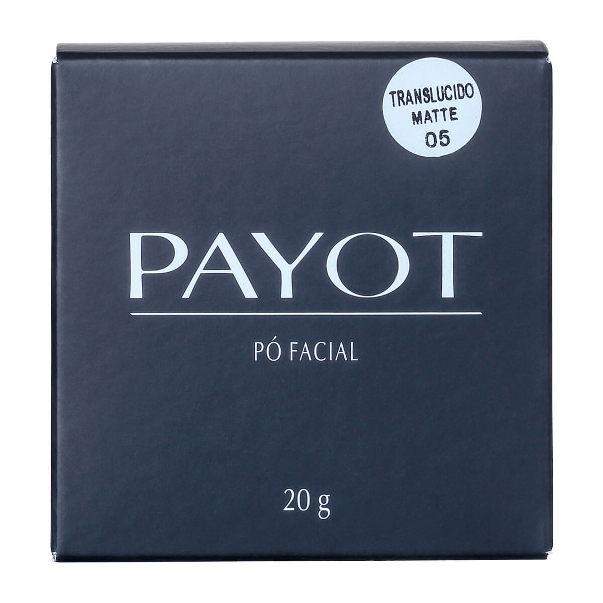 Pó Facial Translúcido Crepúsculo Payot 04 - Textura Super Fina