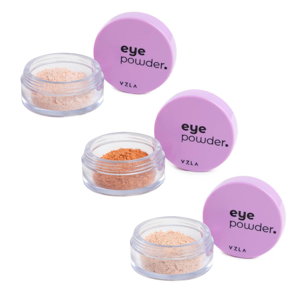 Pó Solto Vizzela Eye Powder - Po para os Olhos Ultrafino