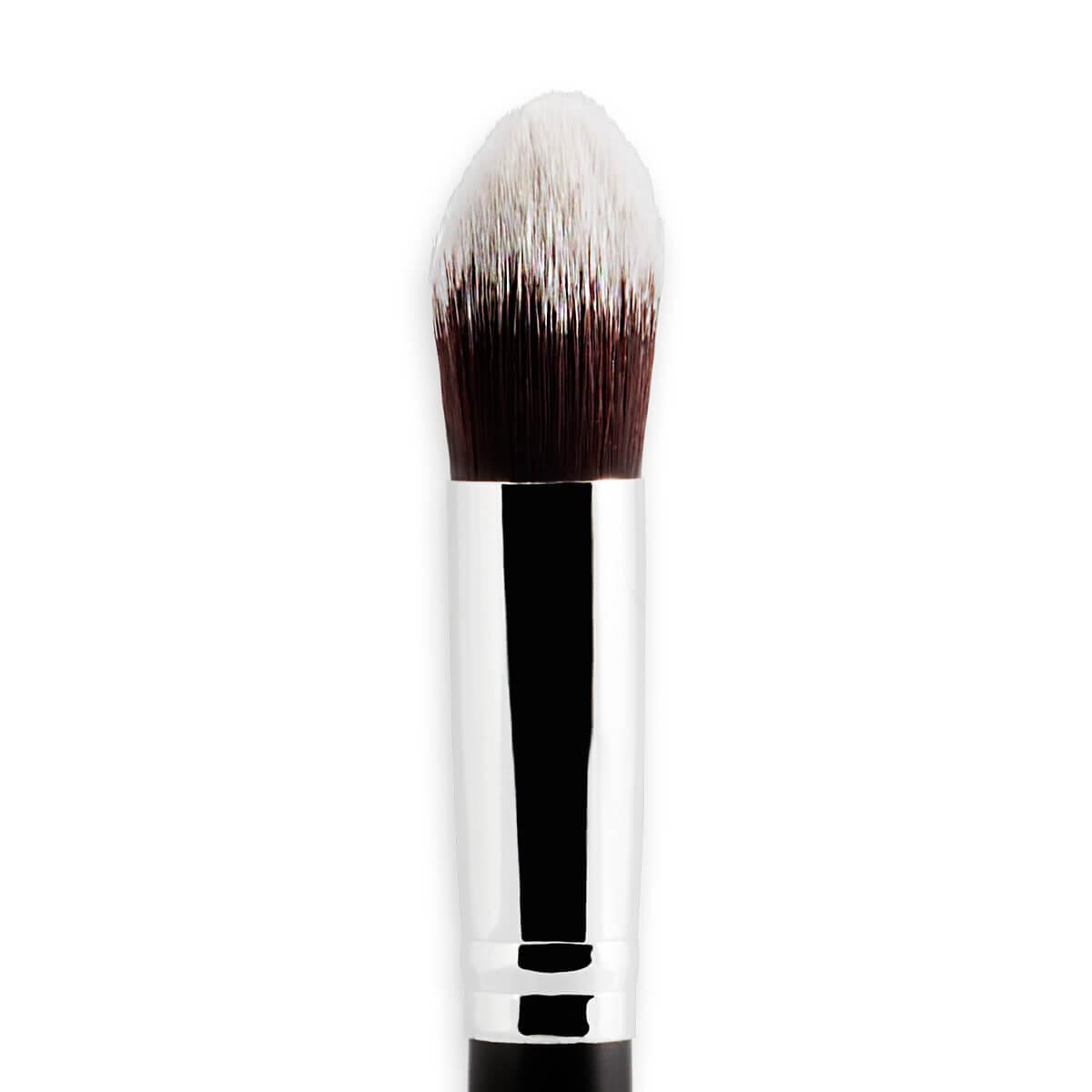 S113 - Pincel Kabuki Cônico Profissional Sffumato Beauty