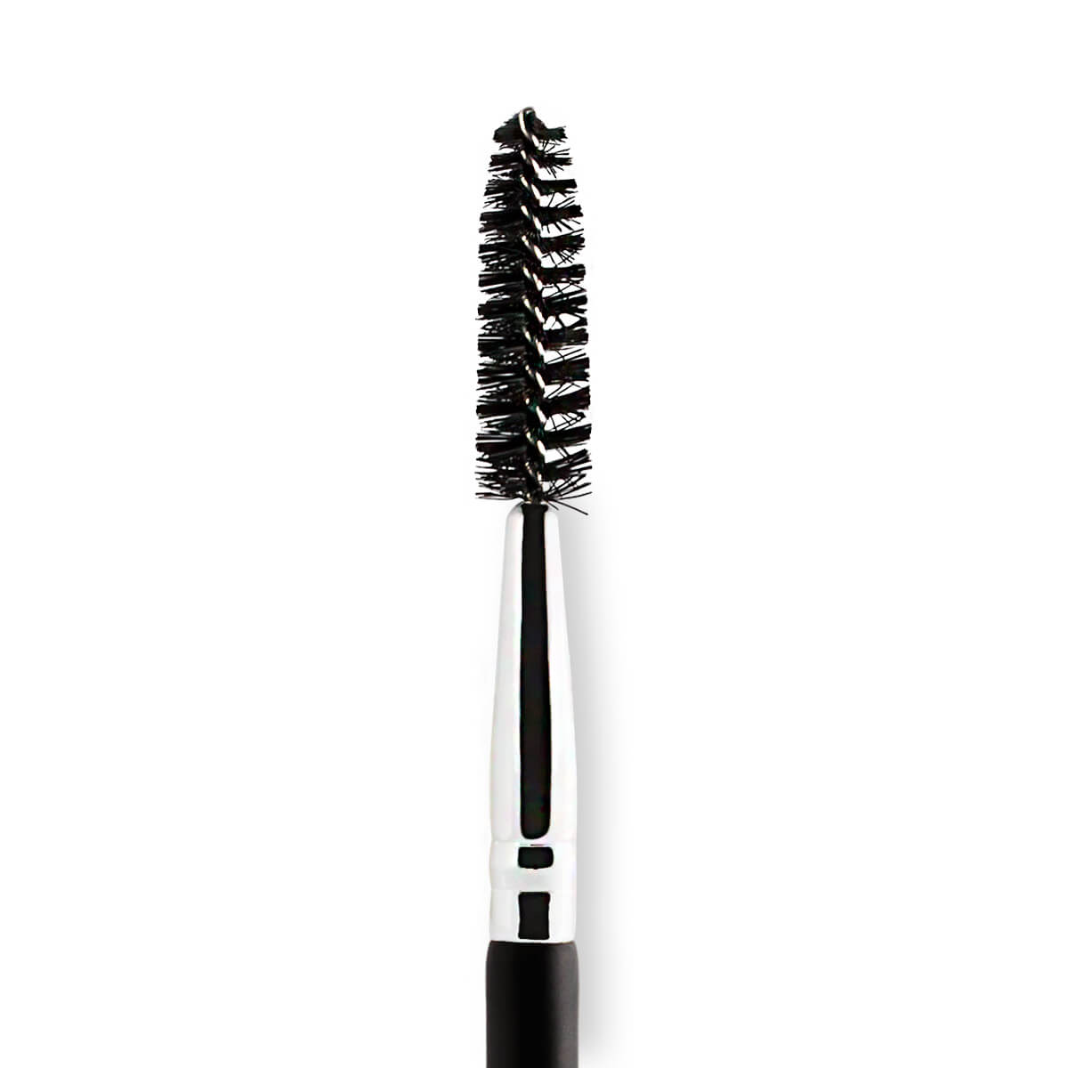 S127 - Pincel Duplo / Escova E Chanfrado Profissional Sffumato Beauty