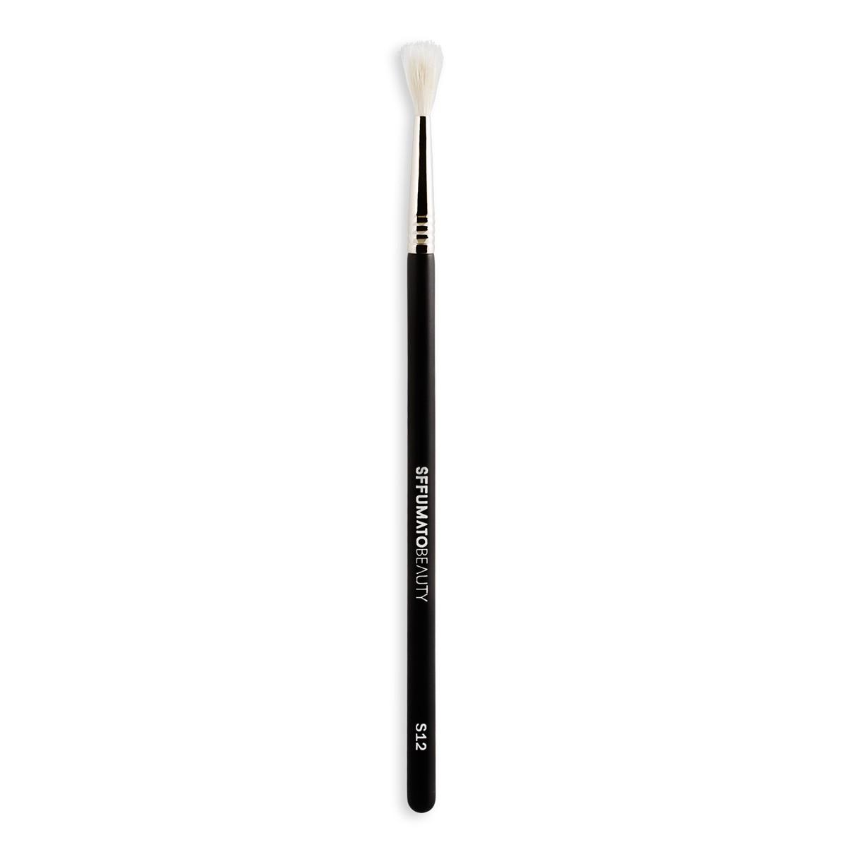 S12 - Pincel Pequeno Para Esfumar Profissional Sffumato Beauty