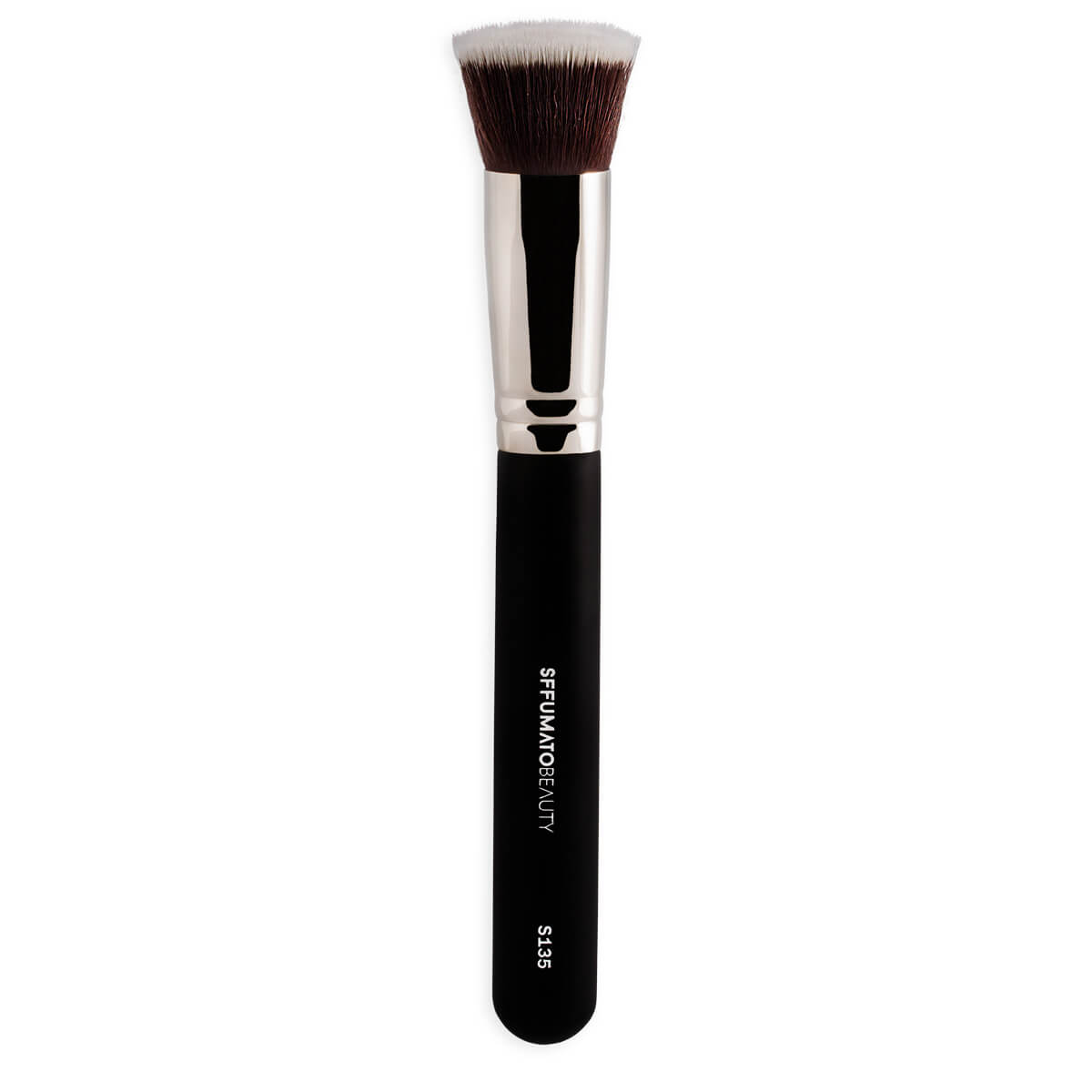 S135 - Pincel Kabuki Profissional Para Base Sffumato Beauty