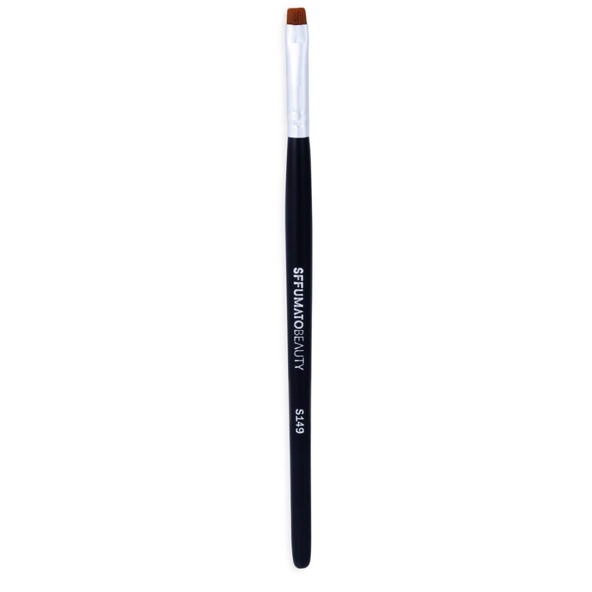 S149 - Pincel Para Delinear Pequeno Profissional Sffumato Beauty