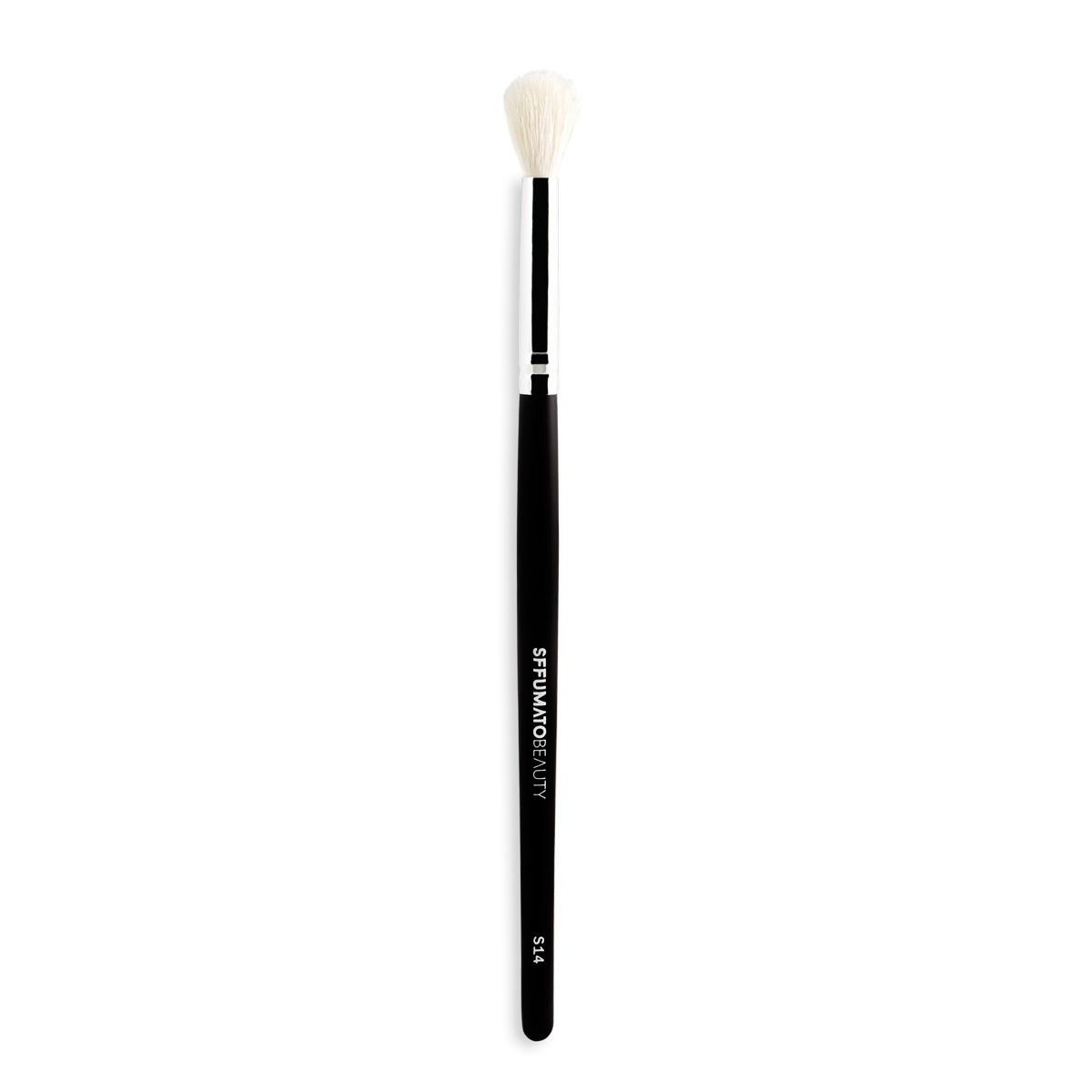 S14 - Pincel Profissional Para Esfumar Sffumato Beauty