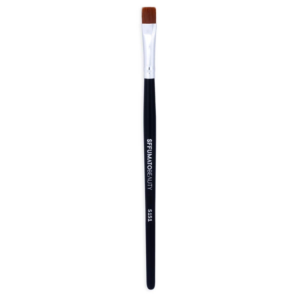 S151 - Pincel Para Delinear Profissional Sffumato Beauty