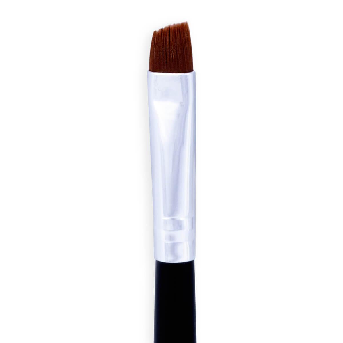 S157 - Pincel Chanfrado Para Delinear Profissional Sffumato Beauty