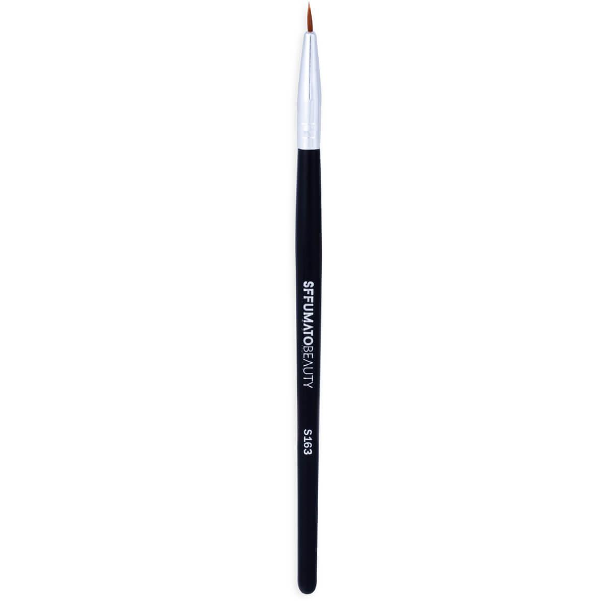 S163 - Pincel Delineador De Precisão Profissional Sffumato Beauty