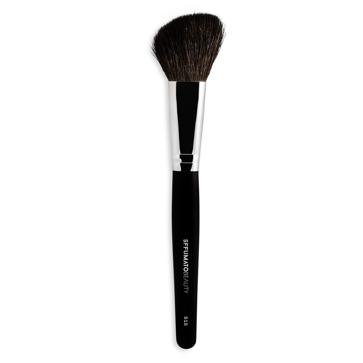 S18 - Pincel Para Blush E Contorno Sffumato Beauty
