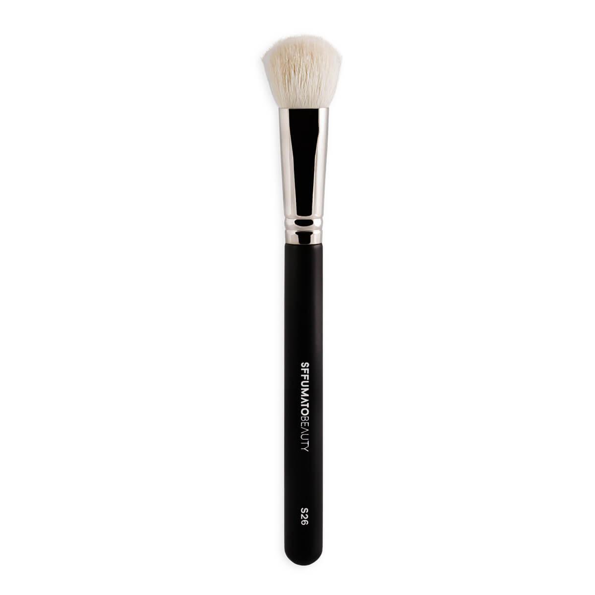 S26 - Pincel Para Contorno E Iluminador Sffumato Beauty