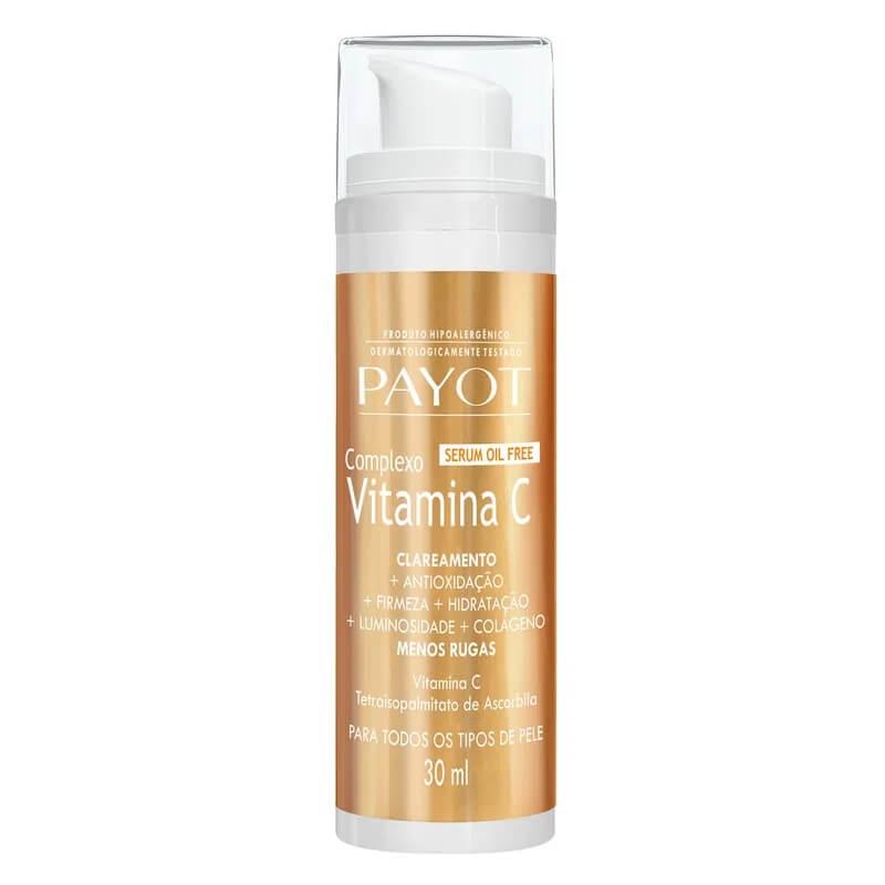 Sérum Facial Complexo Vitamina C Payot - Múltiplas Funções