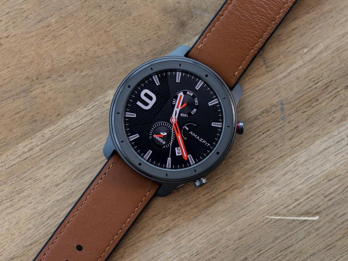 Smartwatch Xiaomi Amazfit GTR 47mm Alluminium Alloy