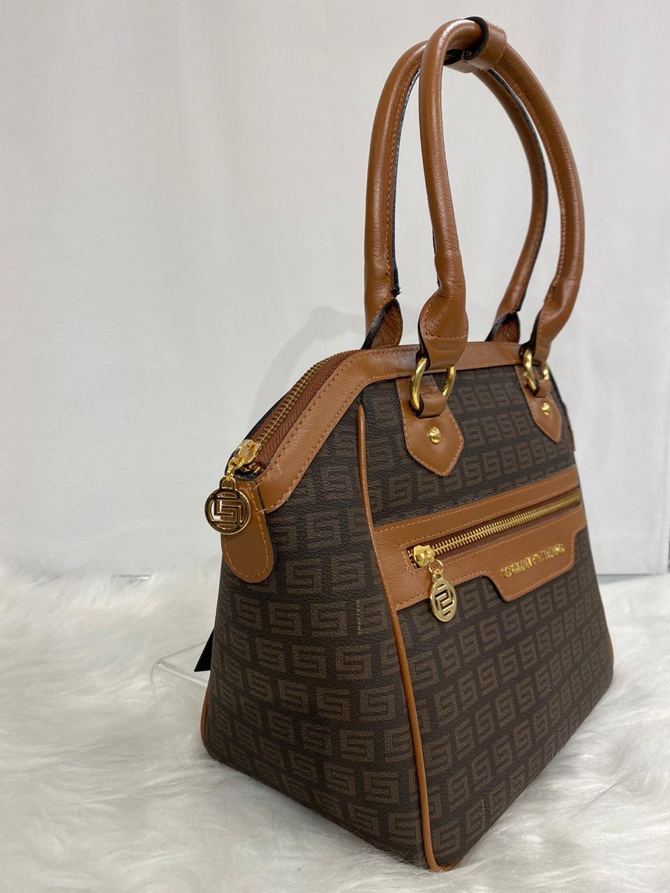 Bolsa Feminina Casual Tiracolo Smartbag Couro 86140.19