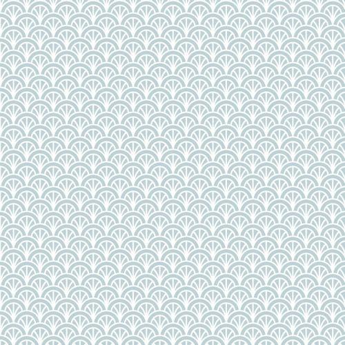 Papel Scrapbook 10 folhas com Estampa Geométrica (30,5cm x 30,5cm)