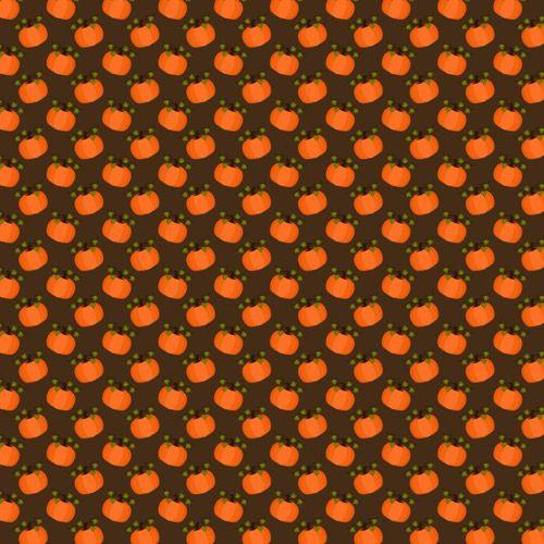 10 folhas com Estampa Halloween (30,5cm x 30,5cm)