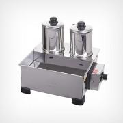 Esterilizador com 2 Bules 750W com Termostato Marchesoni