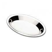 Travessa Oval Funda Inox 30 cm - ECO-441 - Gedex