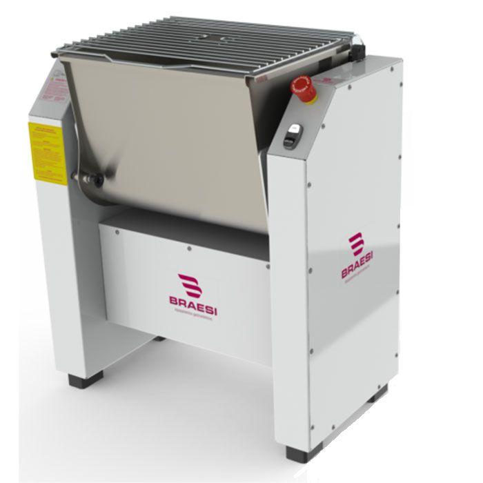 ALI-25 Amassadeira Semi Rapida Industrial Braesi