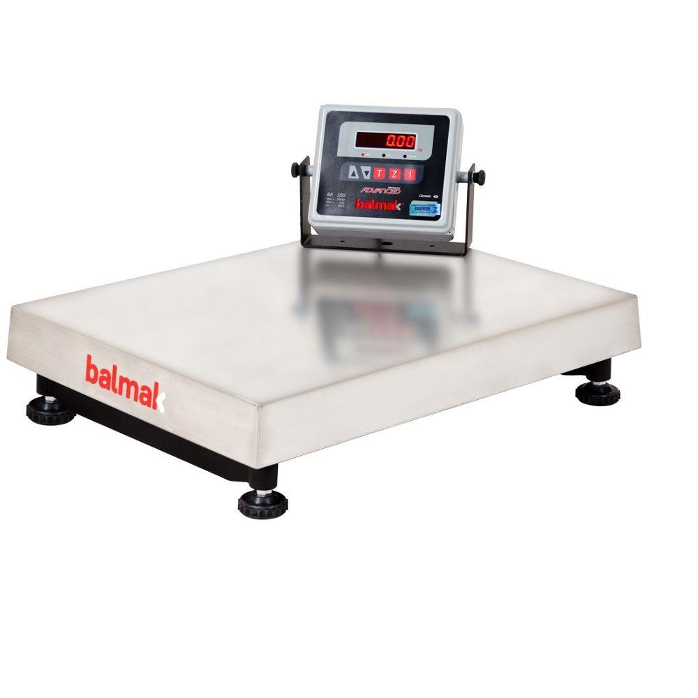 Balança Industrial Plataforma com BATERIA BK-300IB Balmak