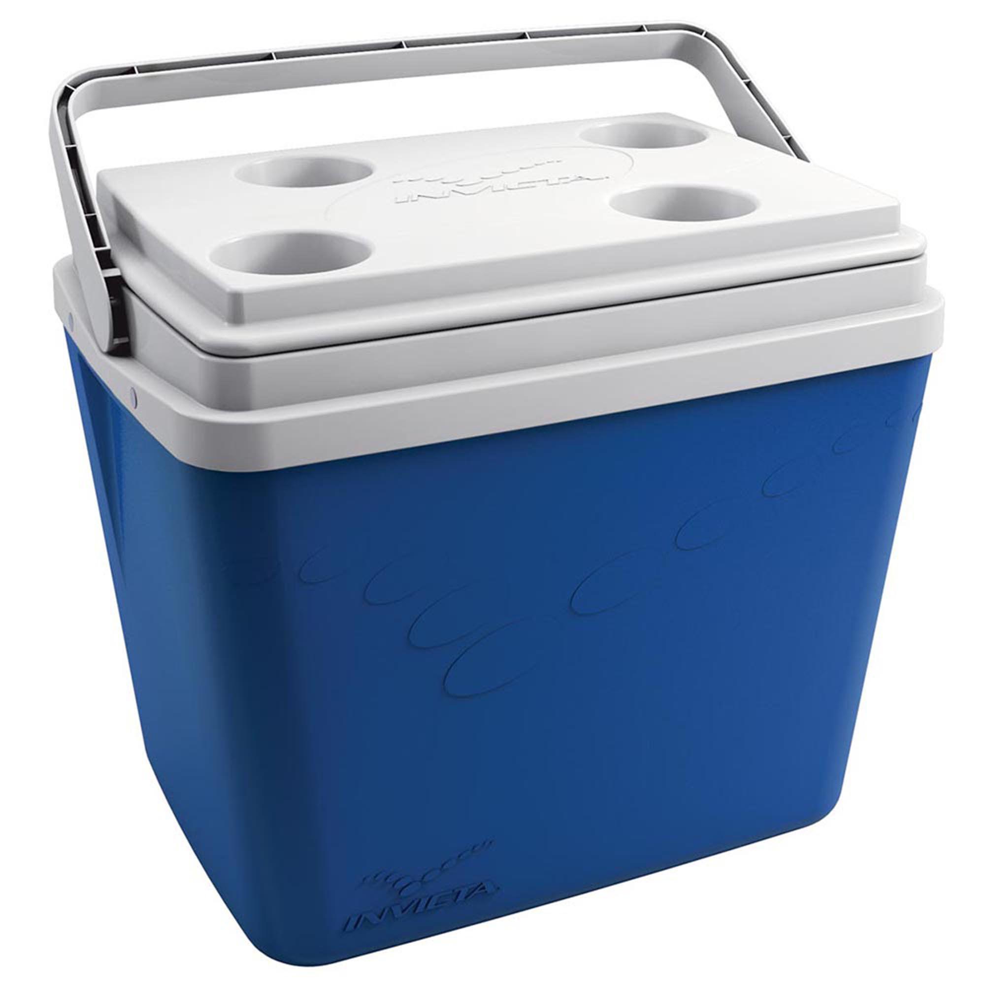Caixa Termica Plastica 34 Litros Invicta