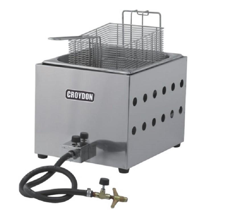 FA1B Fritadeira a Gas Alta Pressao 3,5 litros Croydon