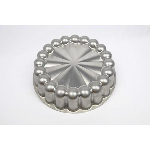 Forma Ballerine Decorada 28 cm Tam. G Aluminio Caparroz