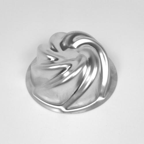 Forma Vulcao 17 cm Tam. M Aluminio Caparroz
