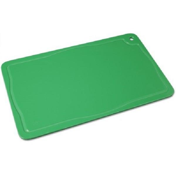 Tabua Placa de Corte Polietileno Carne 50x30x1 Verde Cod. 156 Pronyl