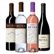 Kit #06 - Beyra (Tinto, Branco, Rose e Tinto Reserva)
