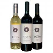 Kit #02 - Boro (Blend de Brancas, Blend de Tintas, Gran Blend)