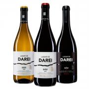 Kit #03 - Lagar De Darei (Branco, Tinto e Reserva Tinto)