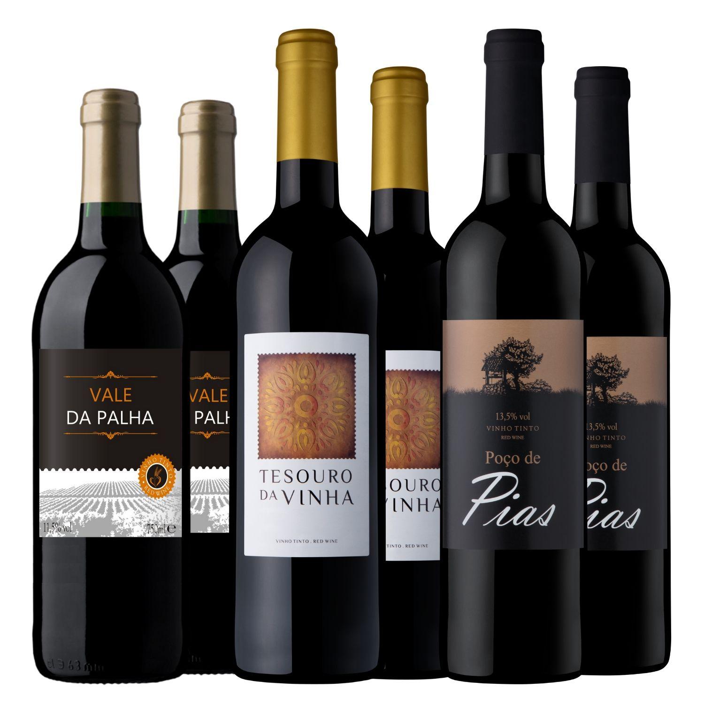 Kit Vinho Todo Dia