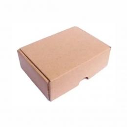 Caixa de Papelão Lisa para Envio dos Correios e E-commerce 20x10x5,5cm Montável C55