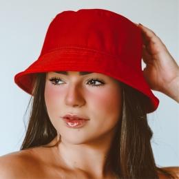 Chapéu Bucket Personalizado Com Sua Logo - Bordado