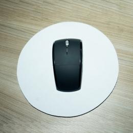 Mouse Pad Redondo Em Neoplex Liso para Sublimação