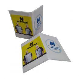 Porta Documentos Pvc Personalizado