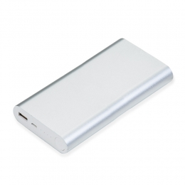 Power Bank Metal Capacidade de 8000mAh- Ref.:  02085