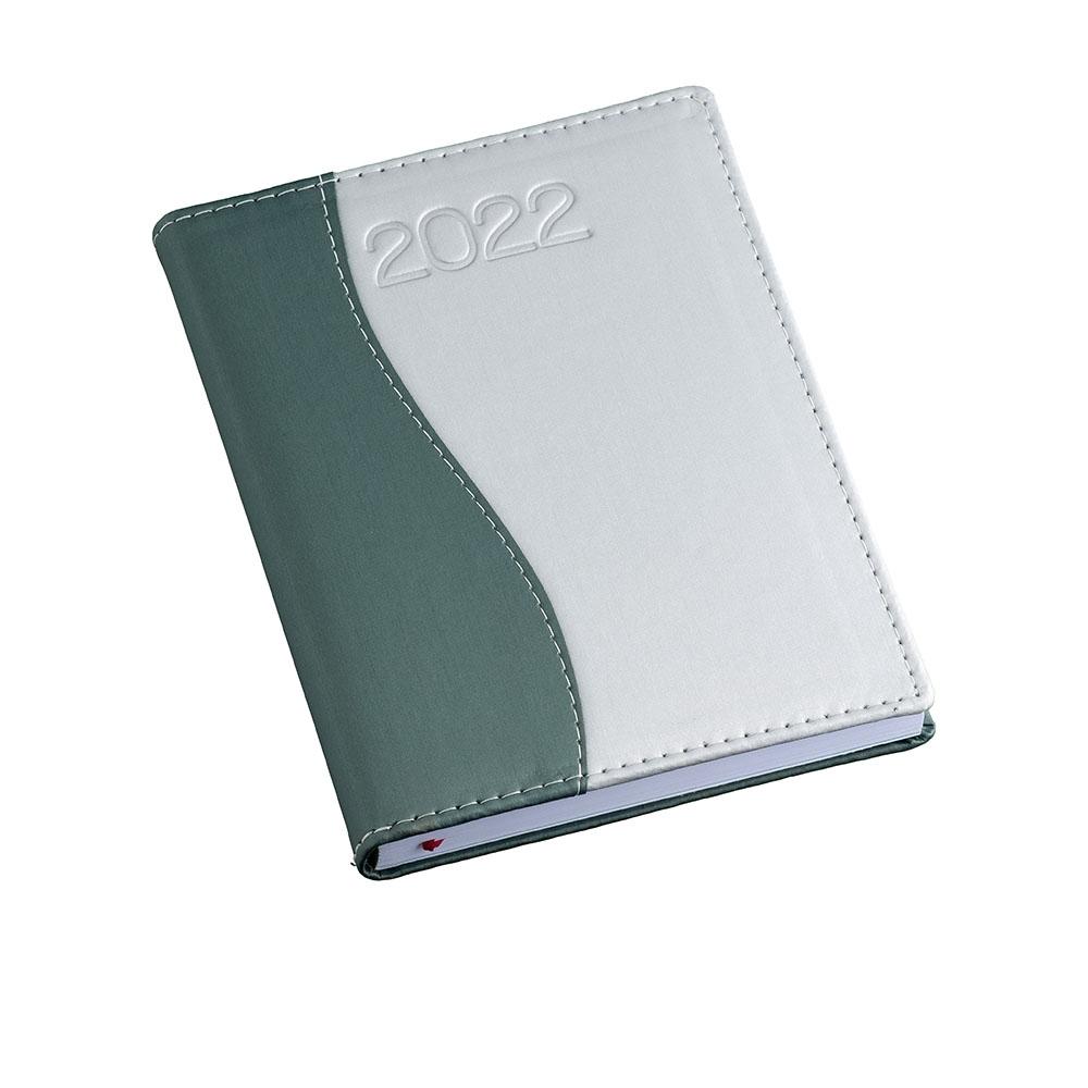 Agenda Couro Sintético 2022 Personalizada - 12294