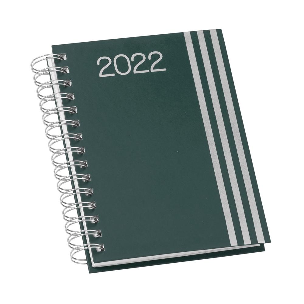 Agenda Diária 2022 Wire-o Personalizada - 14627