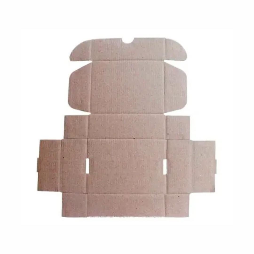 Caixa de Papelão Personalizada para Envio dos Correios e E-commerce 20x10x5,5cm Montável C55