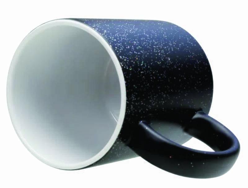 Caneca Mágica de Porcelana 325ML (11OZ) Personalizada Impressão Colorida
