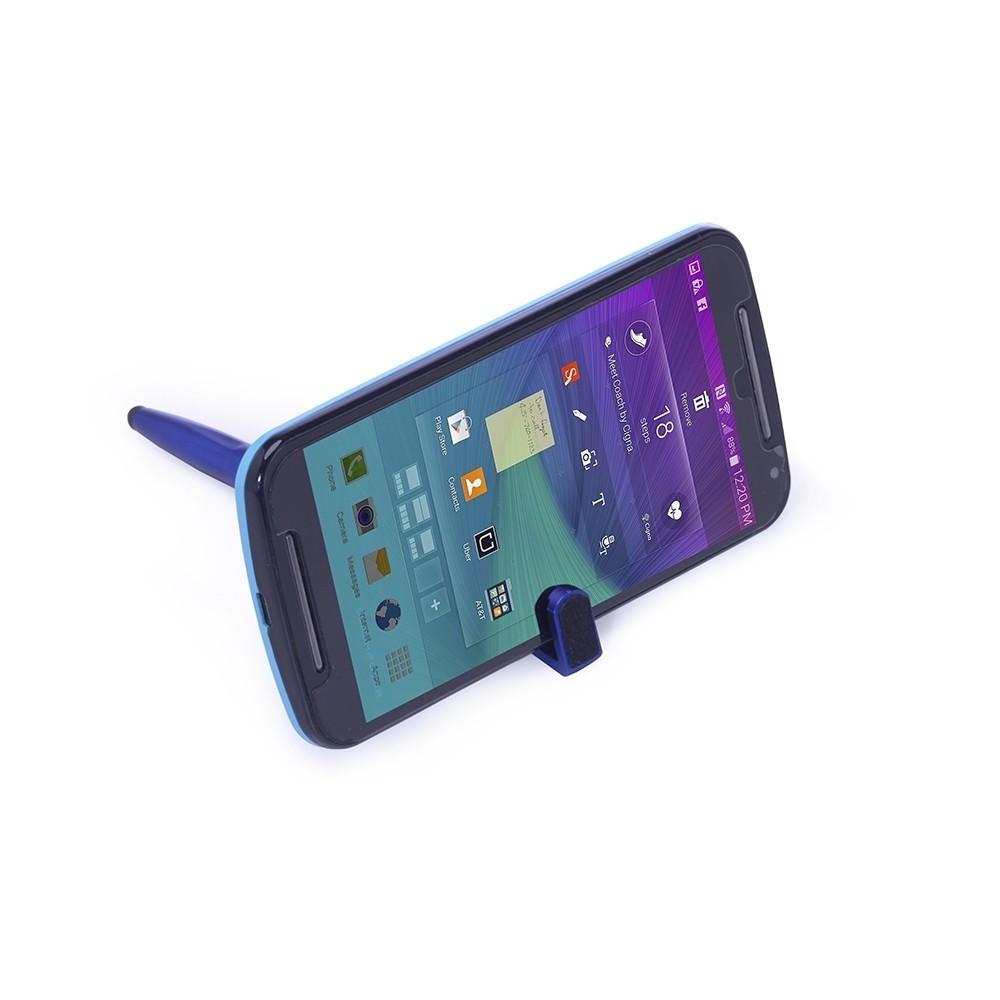 Canetas Plástica Touch 708 Personalizada com Impressão Digital Colorida
