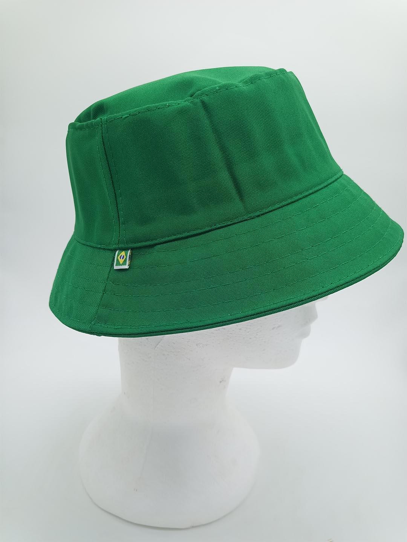 Chapéu Bucket Personalizado Com Sua Logo - Pintado Em Silk